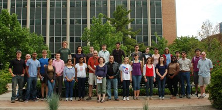 2012 Plant Genomics Group
